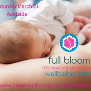 Full bloom pregnancy and motherhood wellbeing expo