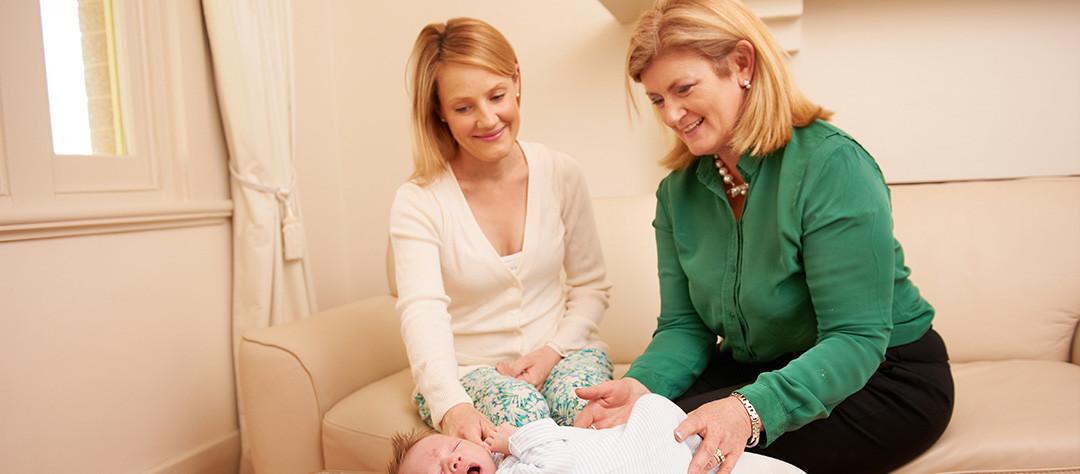 Private midwifery care